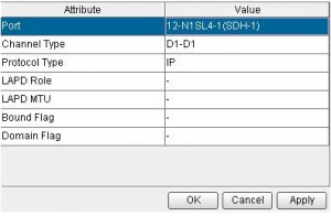 configuring DCCS