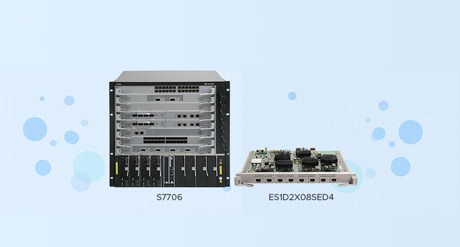 Huawei S7700 Switch