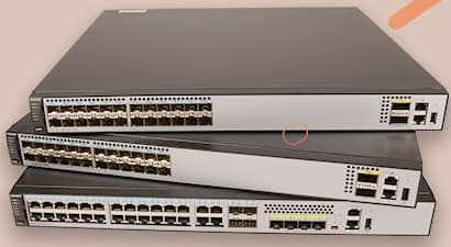 Huawei campus switch