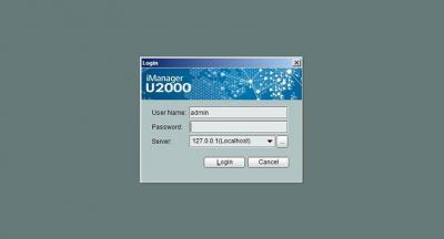 How to add Huawei OLT on U2000 NMS